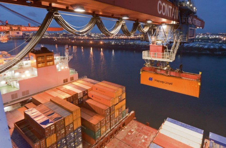 Доставка экспорта
